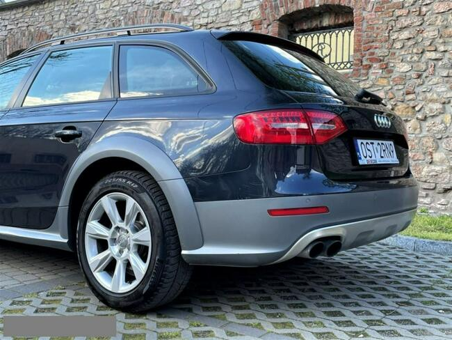 Audi A4 Allroad *Gwarancja* Quattro, B&O, S Tronic, Serwis ASO Strzelce Opolskie - zdjęcie 12
