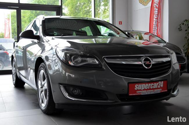 Opel Insignia / Automat / LED / NAVI / DVD / Salon PL / FV23% / Gwaran Długołęka - zdjęcie 4