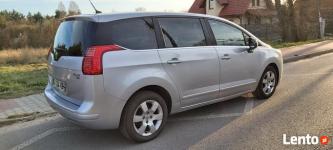 Peugeot 5008 1,6 e-HDI 112KM 2013r zarejestrowany Skarżysko-Kamienna - zdjęcie 6