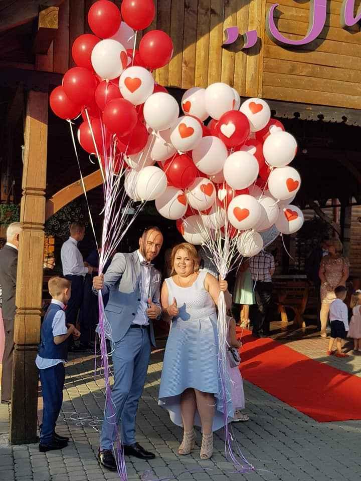 Balony na Ślub Nysa - zdjęcie 1