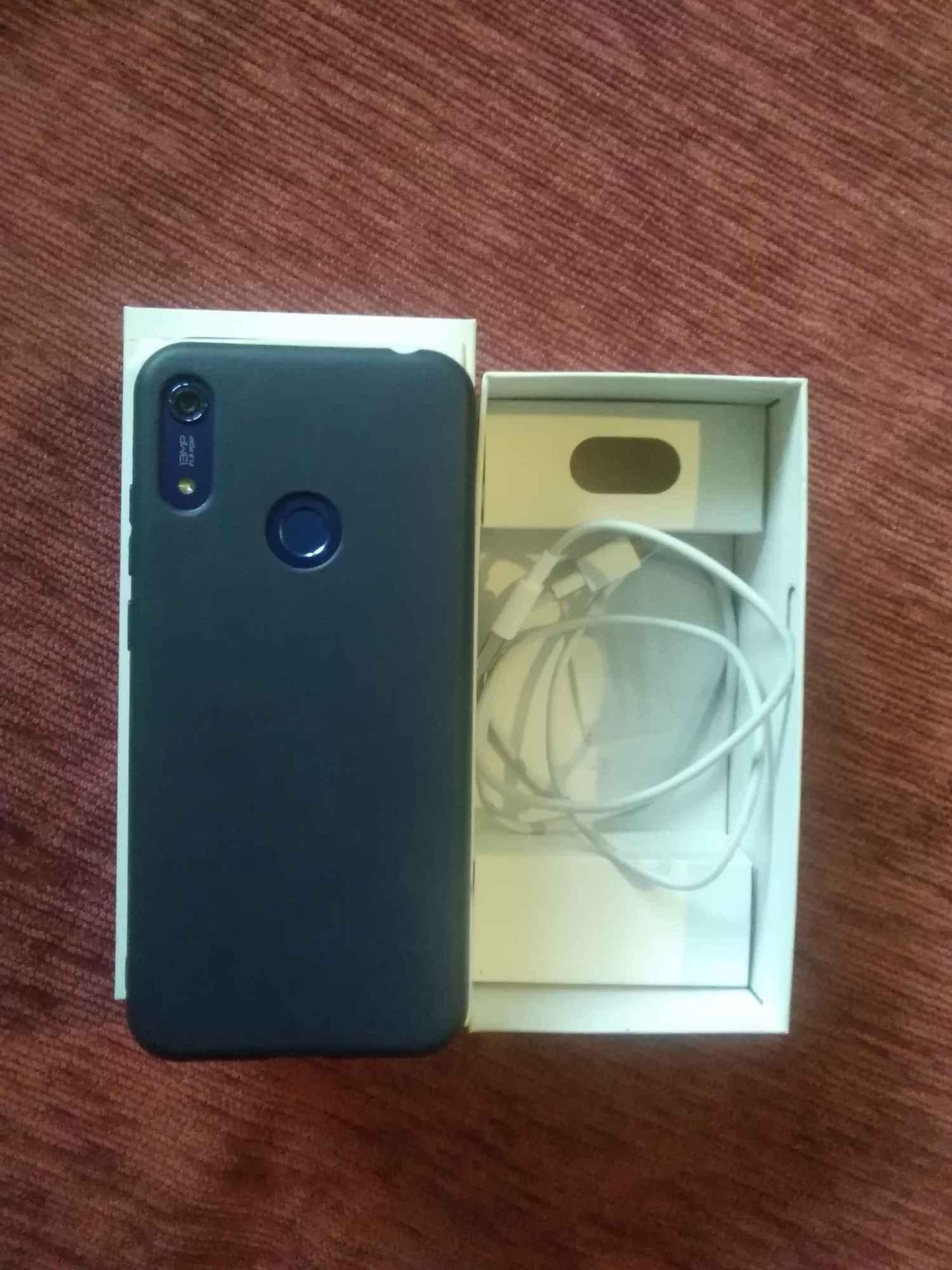 Spszedam Huawei y6s używany może miesiąc Łochów - zdjęcie 1