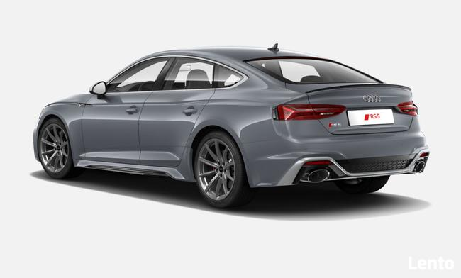 Audi RS5 Katowice - zdjęcie 1