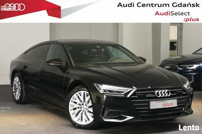 Audi A7 3,0tdi| Pakiet czerń|Kamera|Matrix|akt tempomat Gdańsk - zdjęcie 1