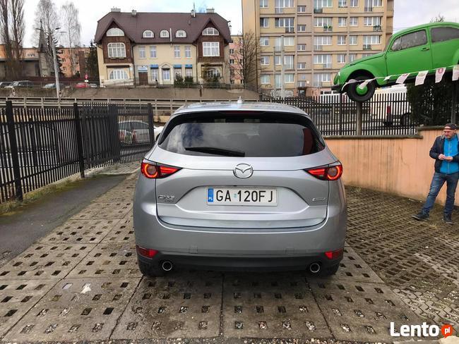 Mazda CX-5 2018 Rok MOŻLIWA ZAMIANA ! Gdynia - zdjęcie 10