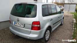 Volkswagen Touran 1, 9 TDI Sanok - zdjęcie 3